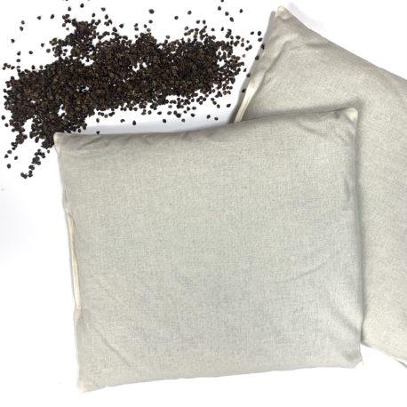 Wsypa bawełniana wypełniona łuską gryki