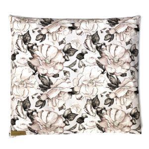 Poduszka z łuską gryki Soft Pink Roses