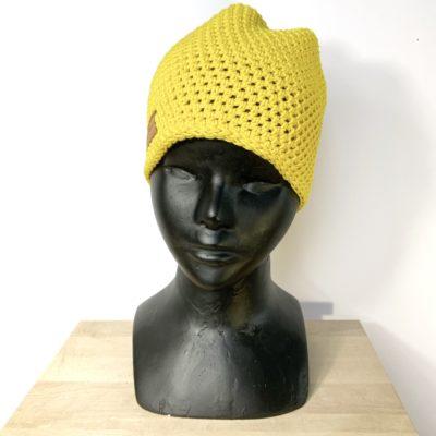 Czapka Żółta