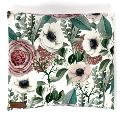 Poduszka z łuską gryki Kwiaty leśne